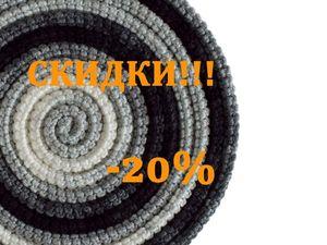 10 дней СКИДКИ 20% на зимние колье - шарфобусы LASSO!!!. Ярмарка Мастеров - ручная работа, handmade.