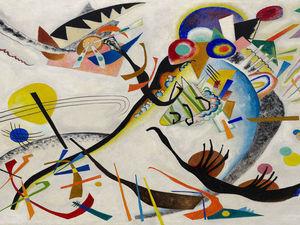 Почему Кандинский решил стать художником?. Ярмарка Мастеров - ручная работа, handmade.