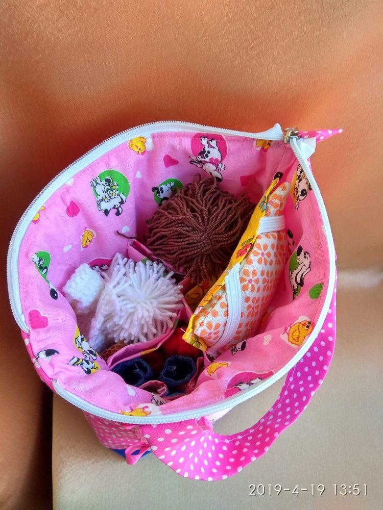 набор кукла с одеждой