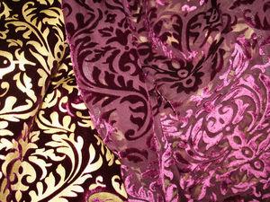 Шелк — ткань, покорившая мир. Часть 3. Деворе. Ярмарка Мастеров - ручная работа, handmade.