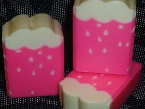 Процесс создания мыла
