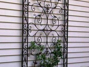 Красивые опоры для вьющихся растений. Ярмарка Мастеров - ручная работа, handmade.