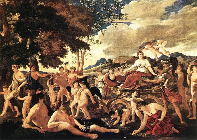идеи, эпоха барокко