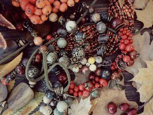 Скидки на Осеннюю коллекцию. Ярмарка Мастеров - ручная работа, handmade.
