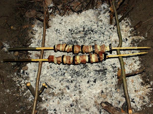 Шашлык и шампур. | Ярмарка Мастеров - ручная работа, handmade
