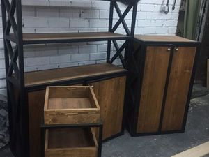 Комплект мебели в стиле лофт. Ярмарка Мастеров - ручная работа, handmade.