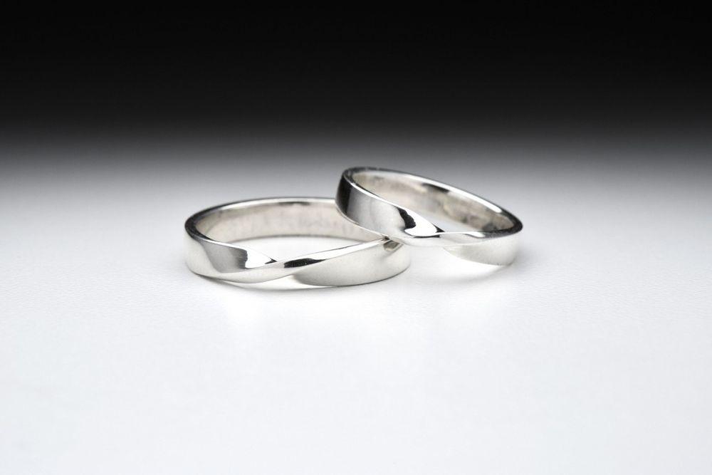 обручалки из серебра, свадьба, юбилей свадьбы