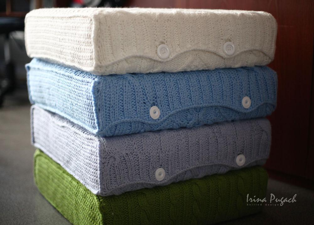 подушка-мат, комплект из подушек