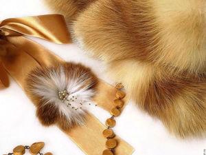 Весенний конкурс коллекций «Мягкое золото» от магазина Татьяны  fur-master | Ярмарка Мастеров - ручная работа, handmade