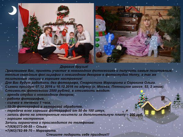 Внимание! Скидка на Новогоднюю фотосессию! | Ярмарка Мастеров - ручная работа, handmade