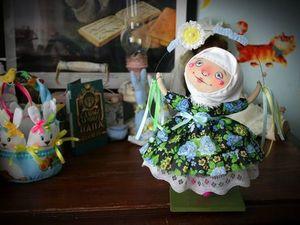 Акция на двух куколок до конца лета). Ярмарка Мастеров - ручная работа, handmade.
