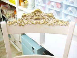 Преображение стула №1. Ярмарка Мастеров - ручная работа, handmade.