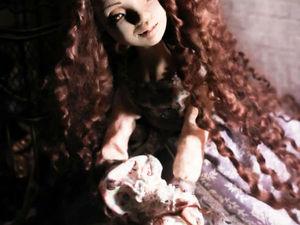 Новая кукла - Иветти | Ярмарка Мастеров - ручная работа, handmade