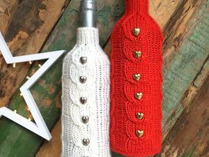 Новые свитера на бутылки!. Ярмарка Мастеров - ручная работа, handmade.