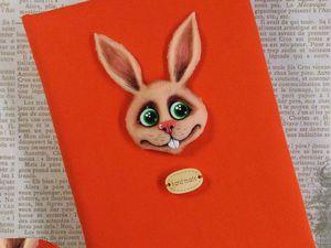 Видео мастер-класс: делаем прочный морковный блокнот с нуля | Ярмарка Мастеров - ручная работа, handmade