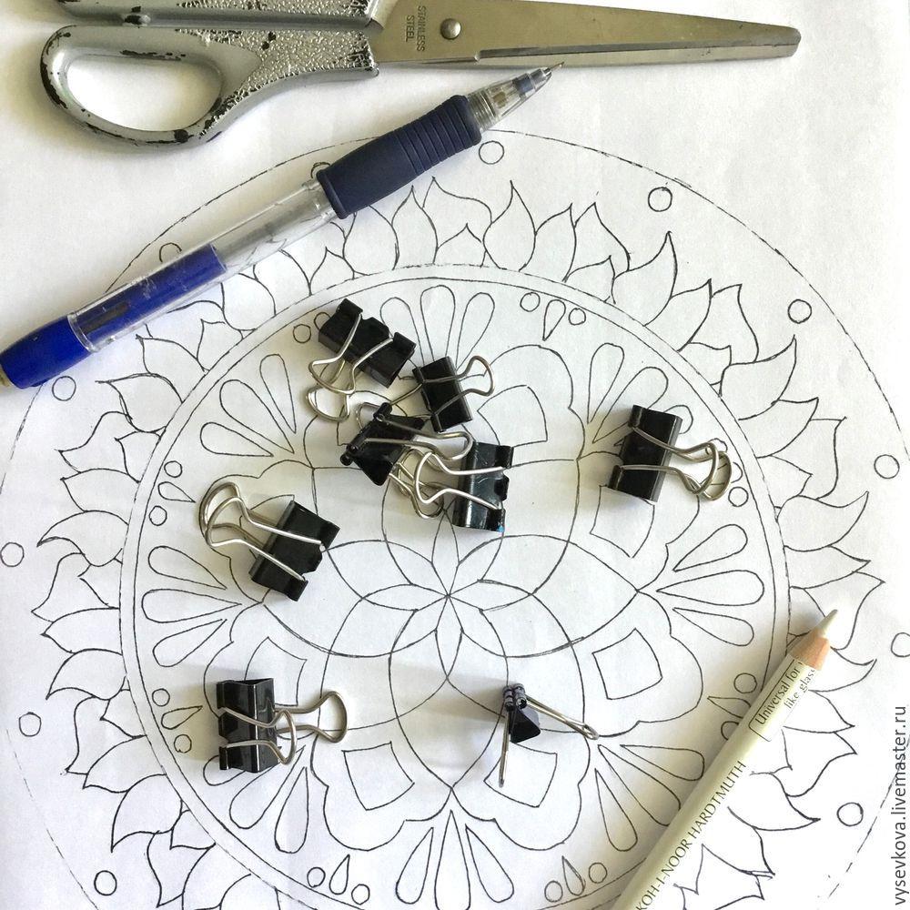 способ переноса рисунка, керамическая тарелка