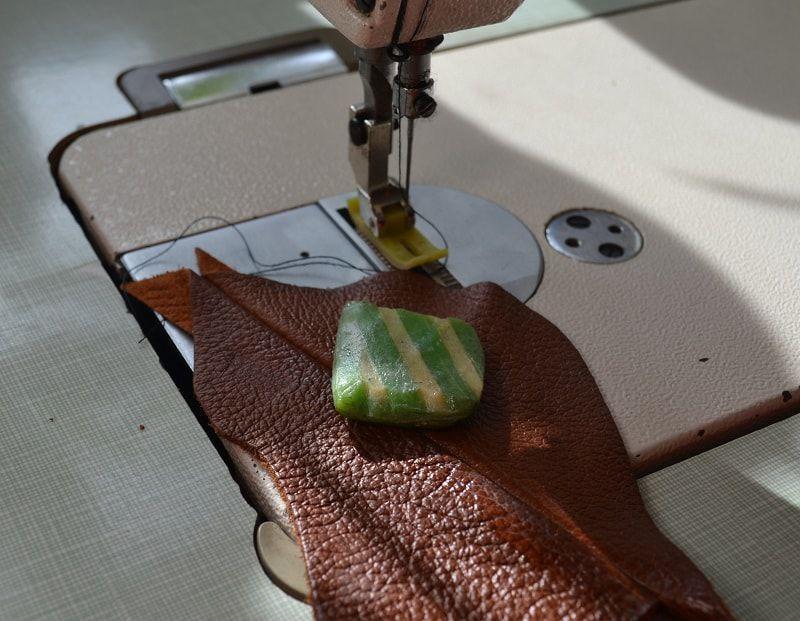 кожа, ремонт кожаных изделий