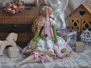 Скидка на Кукол Тильда. Ярмарка Мастеров - ручная работа, handmade.