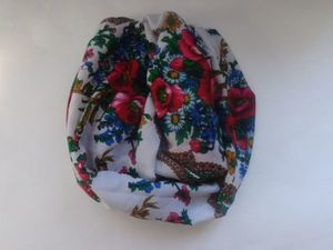 Аукцион с нуля на весенние шарфики!. Ярмарка Мастеров - ручная работа, handmade.