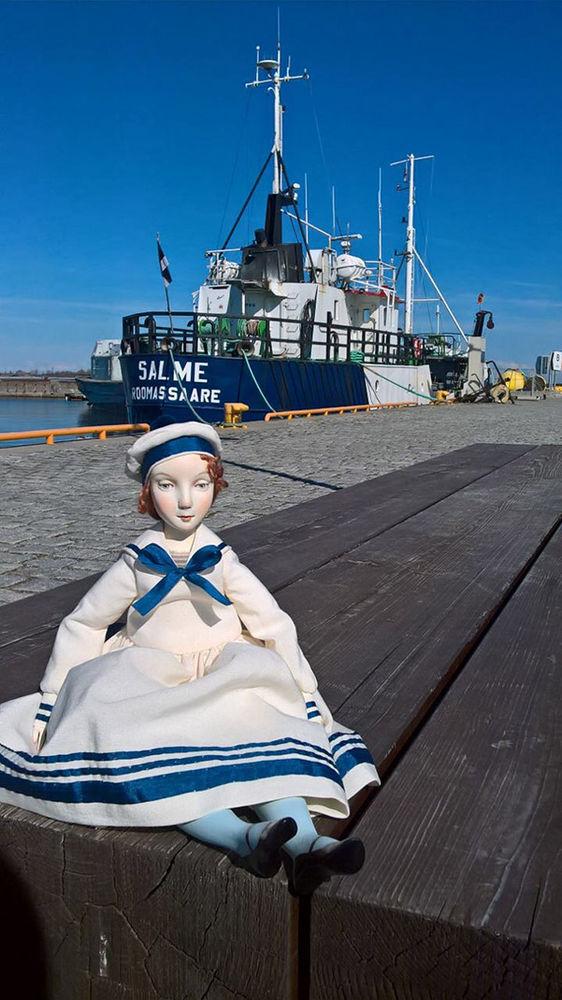 кукла в подарок, коллекционная кукла