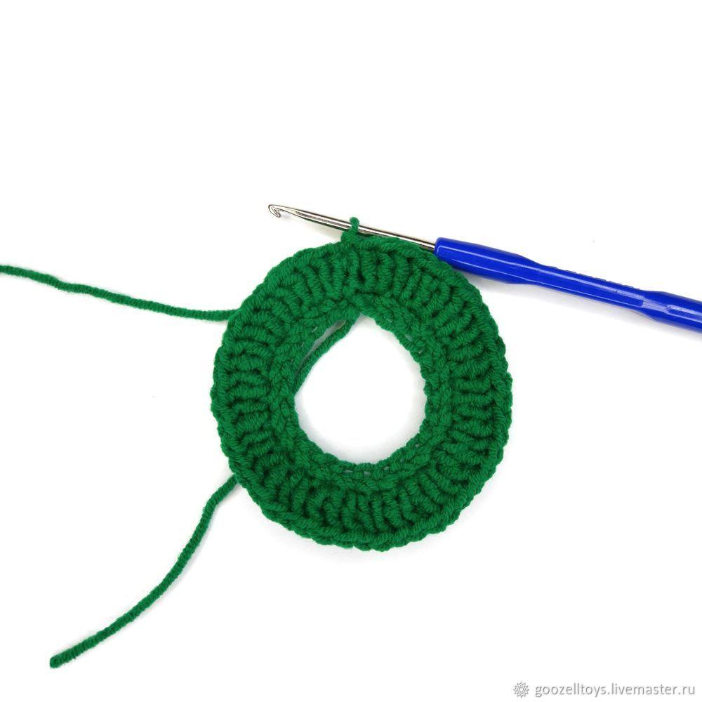 вязаные сувениры, уроки вязания крючком
