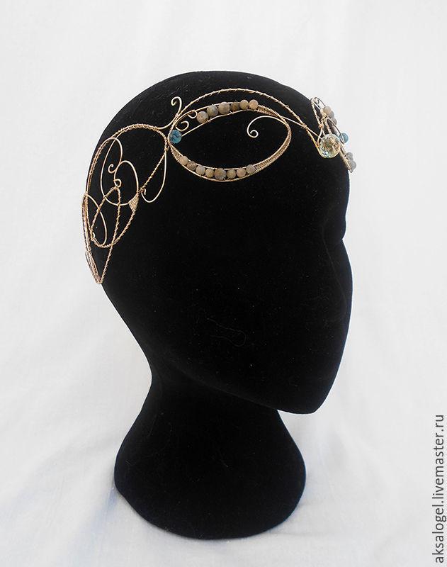 корона, свадебное украшение