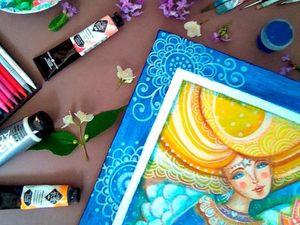 Куда делись все мои картины и рисунки?). Ярмарка Мастеров - ручная работа, handmade.