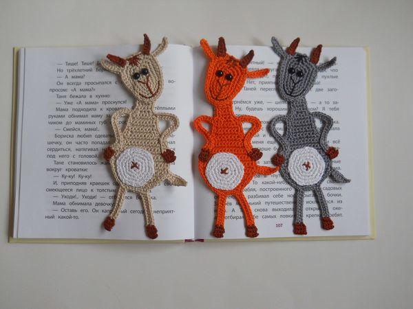 Необычные закладочки для книг. Подарок на 1 сентября!!!! | Ярмарка Мастеров - ручная работа, handmade