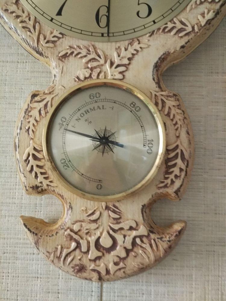 преображение вещей, часы с барометром