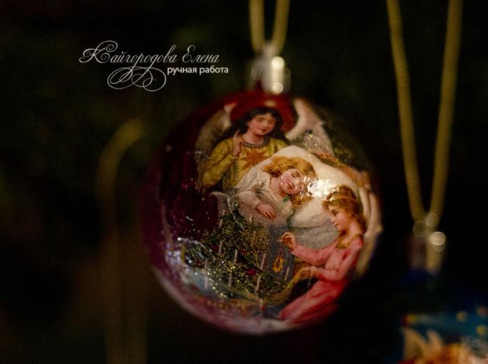 ёлочные игрушки, ёлочные украшения, ёлочные шары, новогодний декор, новогодний подарок, новогодний сувенир, дед мороз, ангелы, рождество