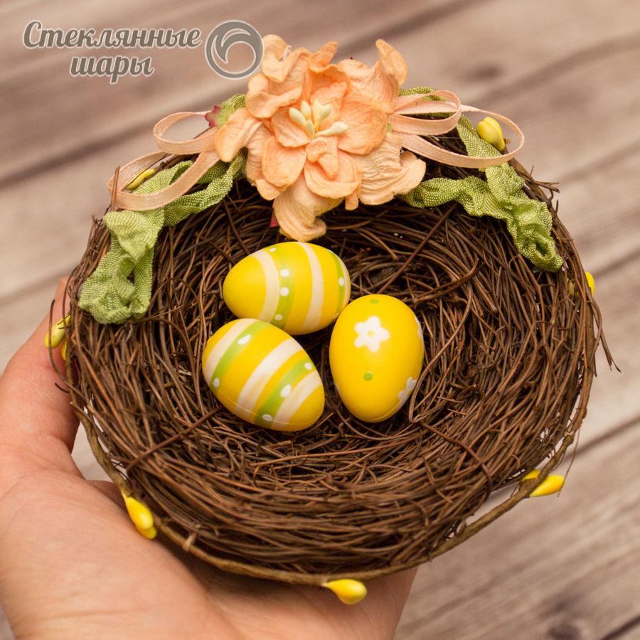 птица яйца гнездо