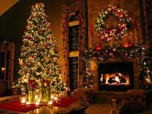 С наступающим Новым годом и Рождеством! Пусть он будет волшебный!   Ярмарка Мастеров - ручная работа, handmade