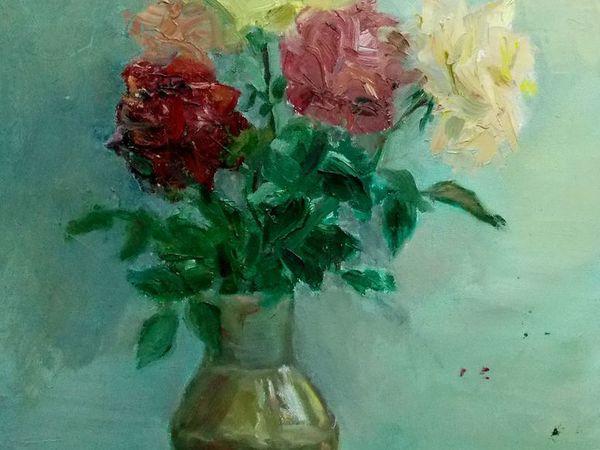 Конкурс коллекций авторской живописи маслом Ирины Кравченко | Ярмарка Мастеров - ручная работа, handmade