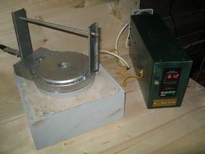 Очень простая и дешевая, самодельная мини-печь для фьюзинга. Ярмарка Мастеров - ручная работа, handmade.