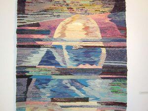 Гобелен и керамика: невероятное сочетание! Отчет о выставке «Фантазия и реальность» | Ярмарка Мастеров - ручная работа, handmade