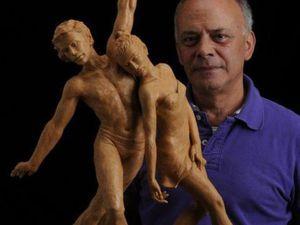 Великолепные скульптуры из глины Damiano Taurino. Ярмарка Мастеров - ручная работа, handmade.