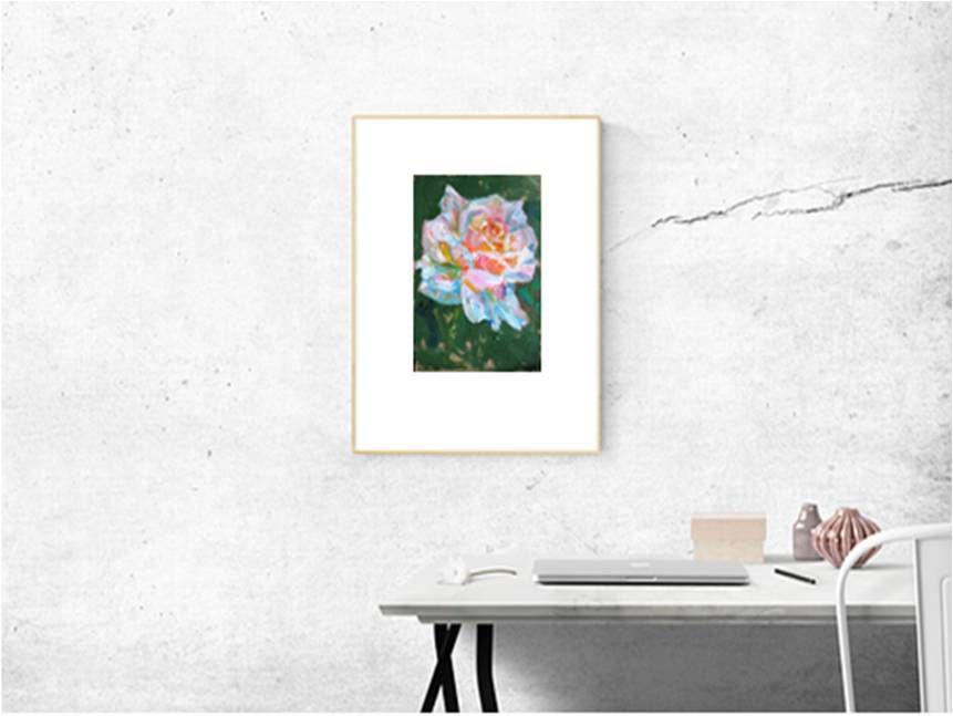 картина, картина маслом, картина с цветами, живопись, живопись маслом, картина в подарок, алексей шведов