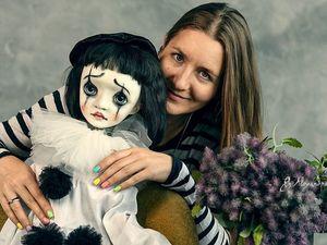 Большие куклы или актеры театра. Ярмарка Мастеров - ручная работа, handmade.
