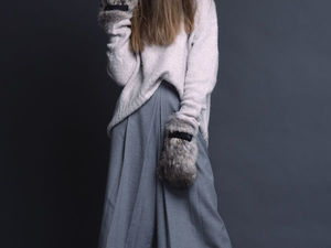 Winter Vibes. Fashion съемки для журнала. Ярмарка Мастеров - ручная работа, handmade.
