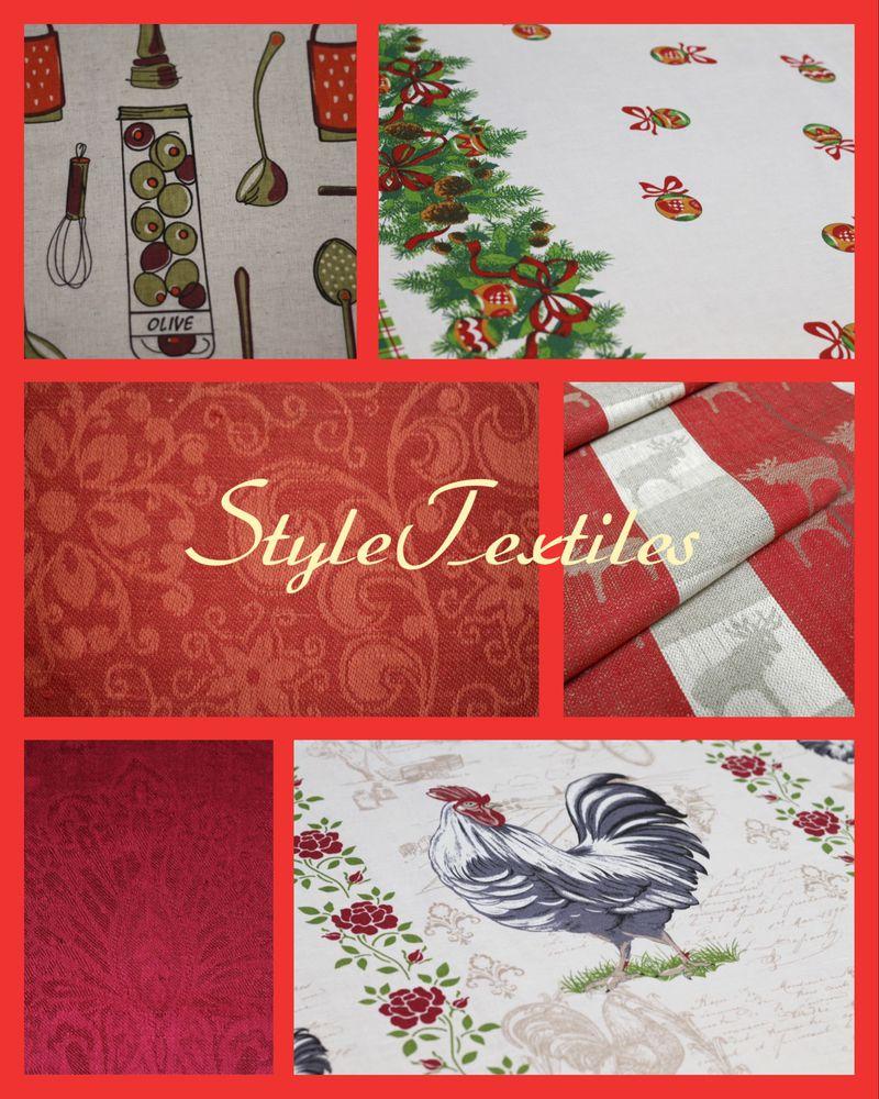 скатерть для праздника, праздничный текстиль