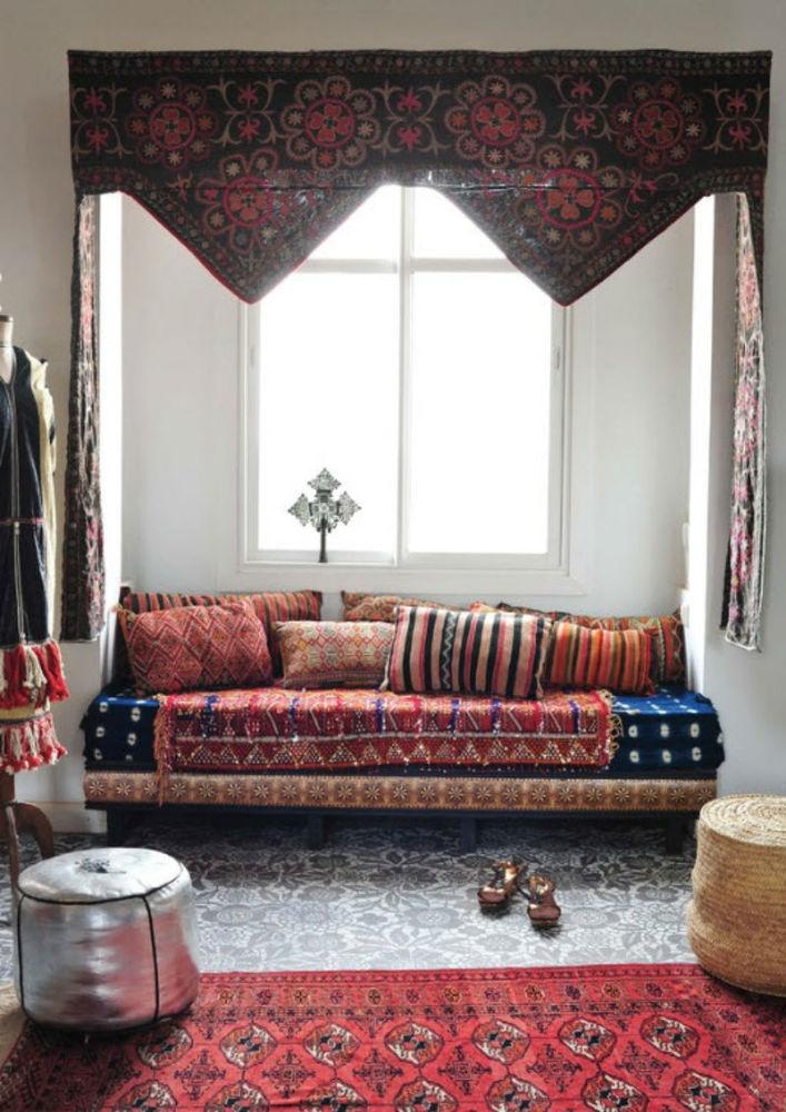 Сказка в марокканском стиле, или Модный бренд в дизайне интерьера, фото № 21