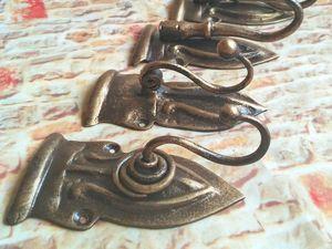 Остатки по привлекательной цене. Кованые крючки. Ярмарка Мастеров - ручная работа, handmade.
