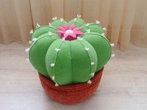 А вы когда-нибудь сидели на кактусе??!!!   Ярмарка Мастеров - ручная работа, handmade