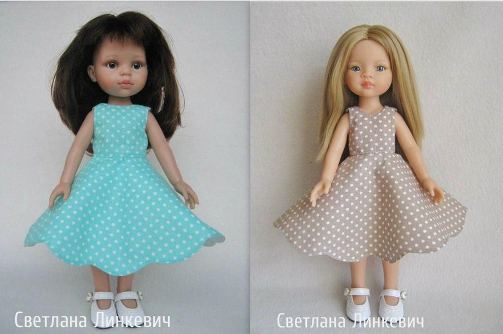 кукольные платья