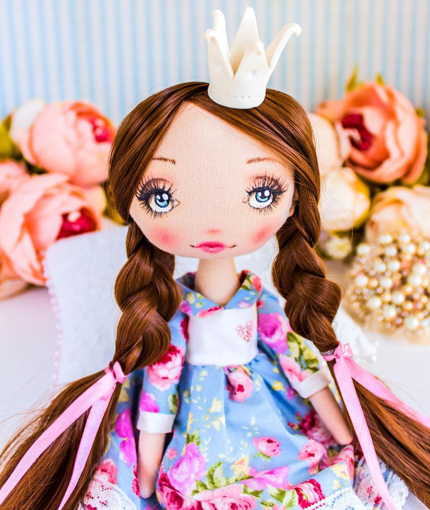 подарок кукла