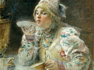Кокошник — символ русского костюма. Ярмарка Мастеров - ручная работа, handmade.