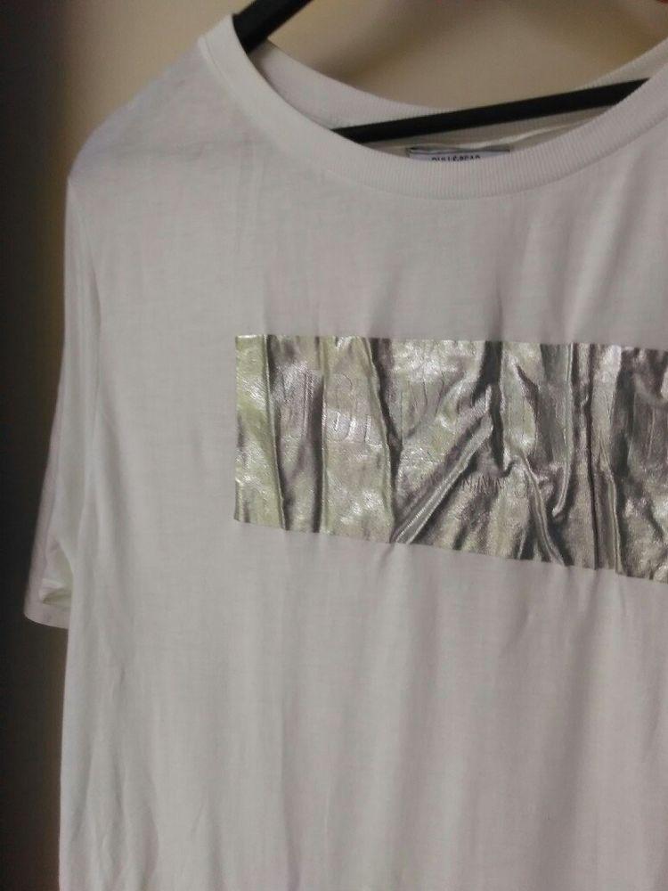 эффектная футболка