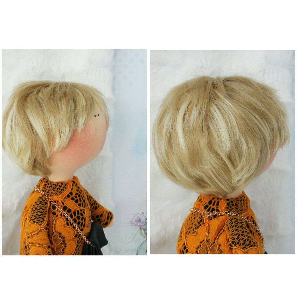 портретная кукла, кукла, кукла в подарок, текстильная кукла, кукла на заказ