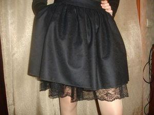 Мастер-класс по пошиву школьной юбки. Ярмарка Мастеров - ручная работа, handmade.