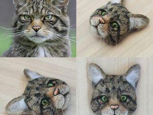 Много милых котиков. Ярмарка Мастеров - ручная работа, handmade.